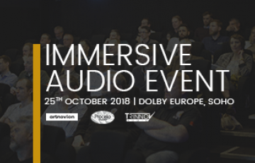 Dolby Immersive Event Tile